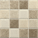 DECOR MOSAICO CONCRETE NOCE 20x50